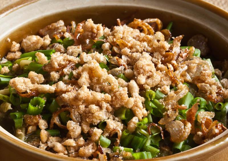 Green bamboo stew ໜໍ່ຫ່ຽນ naw hian