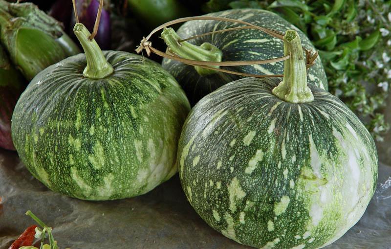 Pumpkin ໜາກອຶ mak eu