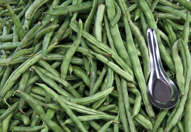 Green beans ໝາກຖົ່ ວເບີອ mak tua beua