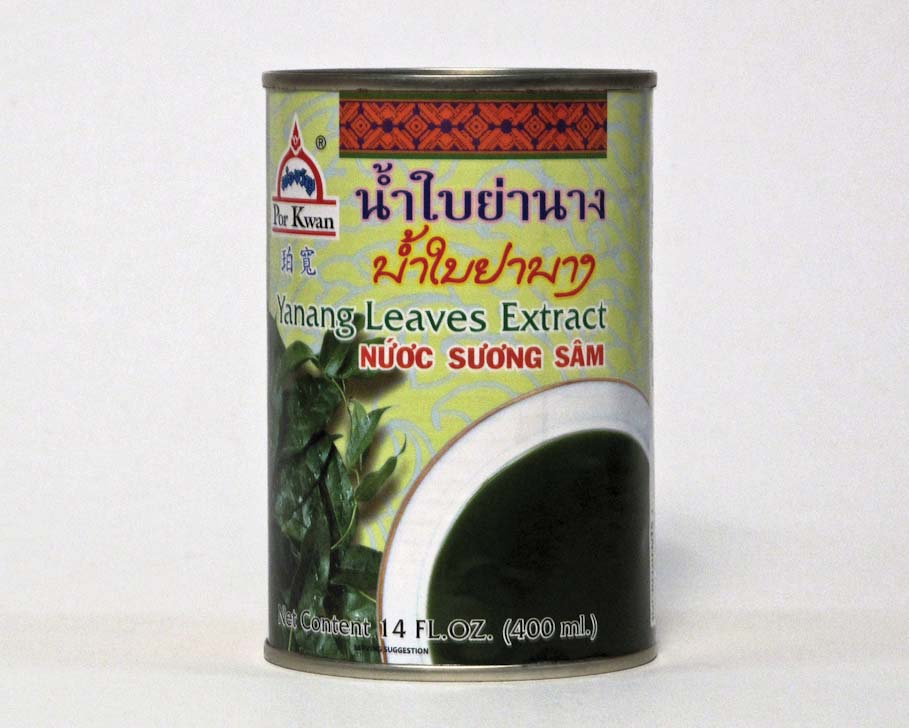 Tinned yanang juice